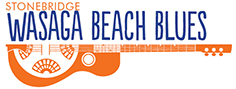 Logo Wasaga Beach Blues