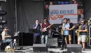 Stonebridge Wasaga Beach Blues Junior Jam